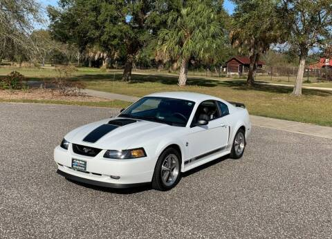 2004 Ford Mustang for sale at P J'S AUTO WORLD-CLASSICS in Clearwater FL