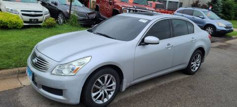 2008 Infiniti G35 for sale at Steve's Auto Sales in Madison WI