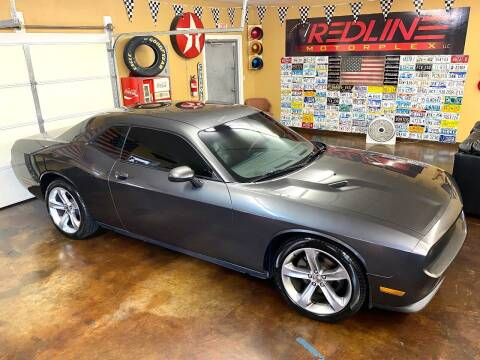2014 Dodge Challenger for sale at Redline Motorplex,LLC in Gallatin TN