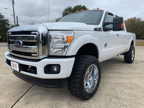 2015 Ford F-350 Super Duty for sale at Priority One Auto Sales in Stokesdale NC