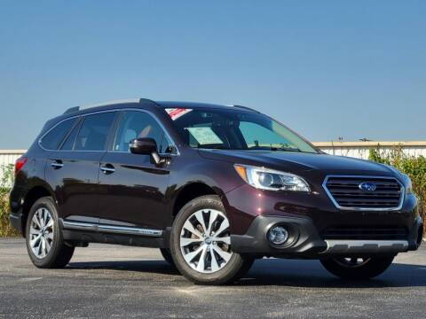 2017 Subaru Outback for sale at BuyRight Auto in Greensburg IN