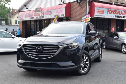 2018 Mazda CX-9 for sale at Foreign Auto Imports in Irvington NJ