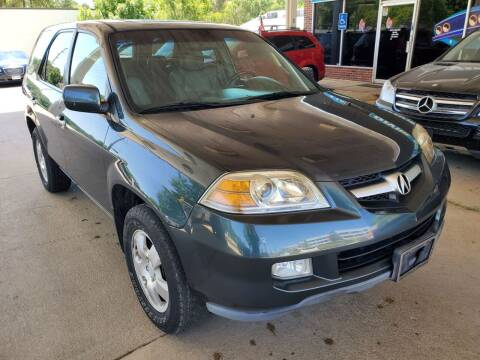 2004 Acura MDX for sale at Divine Auto Sales LLC in Omaha NE