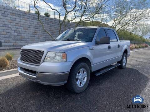 2004 Ford F-150 for sale at AUTO HOUSE TEMPE in Tempe AZ