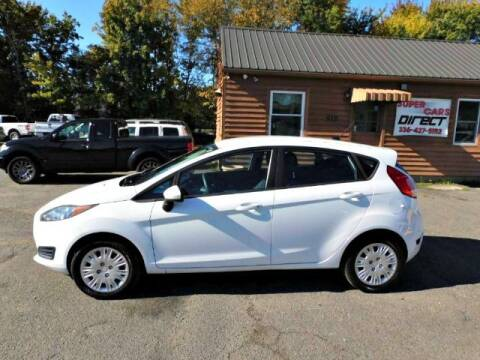 2016 Ford Fiesta for sale at Super Cars Direct in Kernersville NC