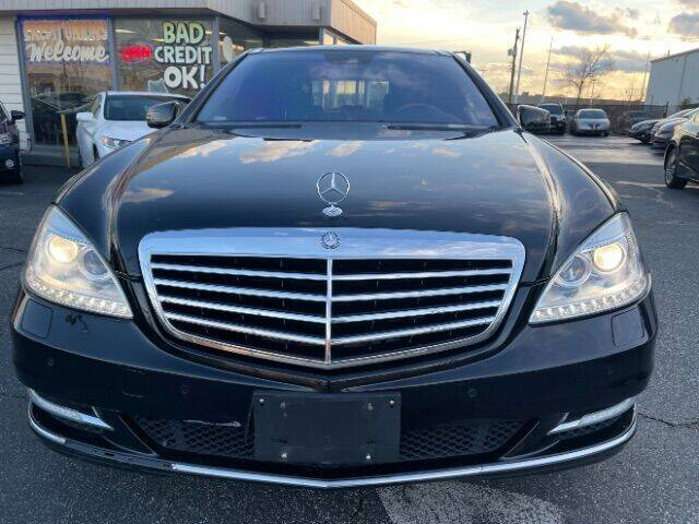2010 Mercedes-Benz S-Class for sale at A&R Motors in Baltimore MD