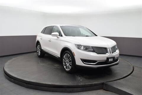 2016 Lincoln MKX for sale at M & I Imports in Highland Park IL