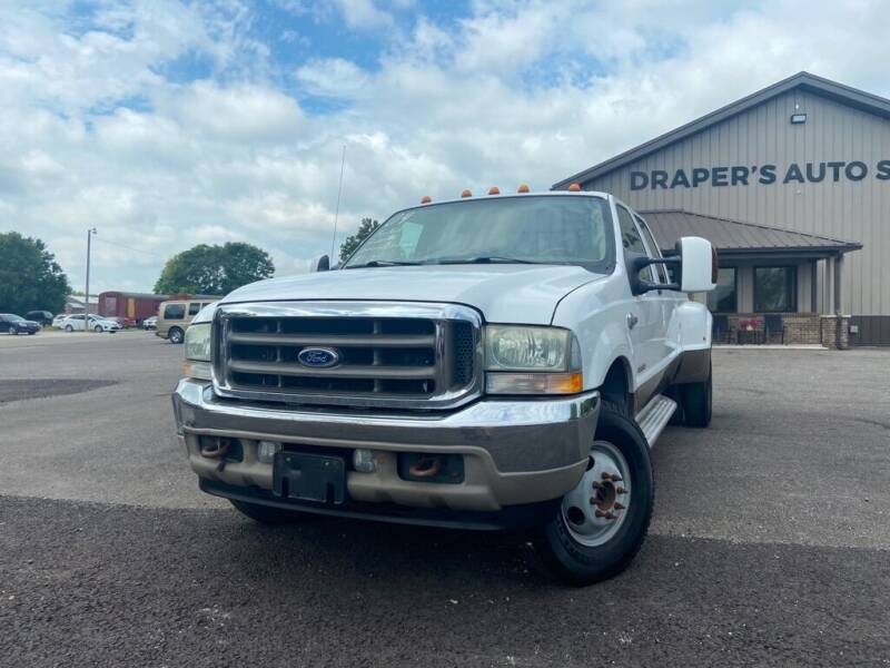 2004 Ford F-350 Super Duty for sale at Drapers Auto Sales in Peru IN