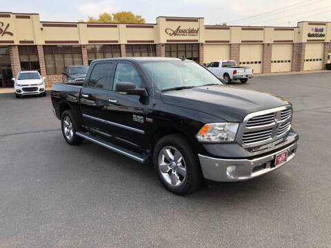 2017 RAM Ram Pickup 1500 for sale at ASSOCIATED SALES & LEASING in Marshfield WI