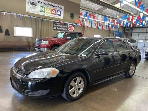 2011 Chevrolet Impala for sale at All Affordable Autos in Oakley KS
