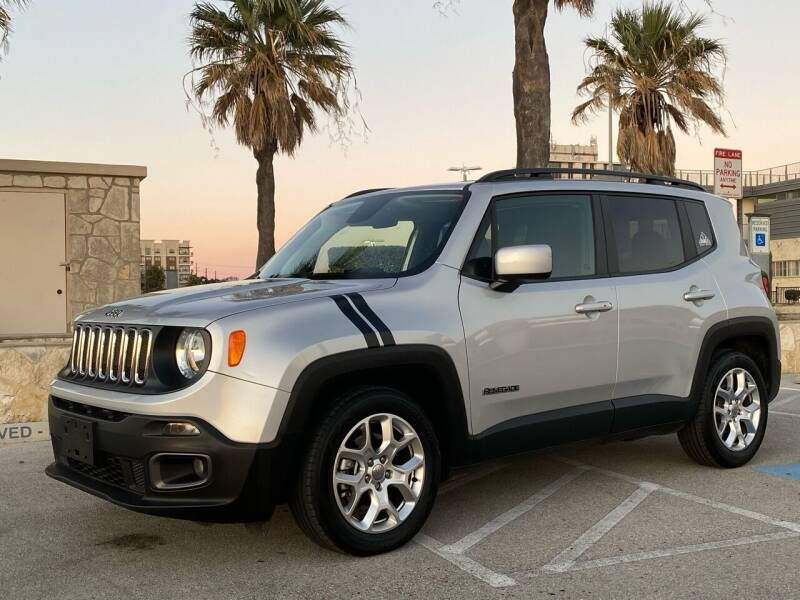 2018 Jeep Renegade for sale at Motorcars Group Management - Bud Johnson Motor Co in San Antonio TX