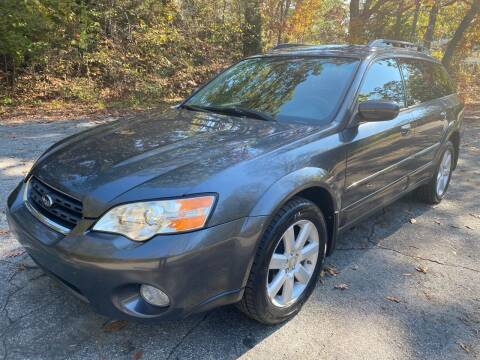 2007 Subaru Outback for sale at Kostyas Auto Sales Inc in Swansea MA