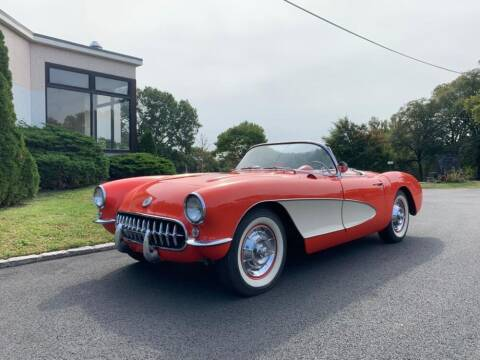 1956 Chevrolet Corvette for sale at Gullwing Motor Cars Inc in Astoria NY