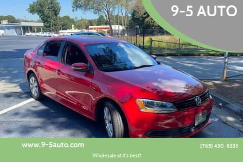 2014 Volkswagen Jetta for sale at 9-5 AUTO in Topeka KS