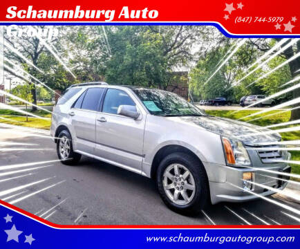 2009 Cadillac SRX for sale at Schaumburg Auto Group in Schaumburg IL