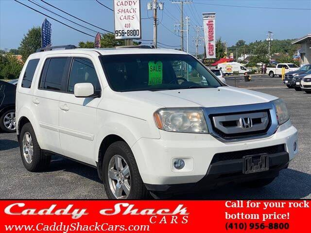 2011 Honda Pilot for sale at CADDY SHACK CARS in Edgewater MD
