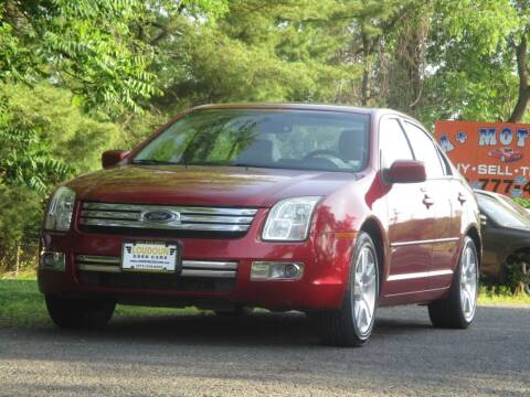 2008 Ford Fusion for sale at Loudoun Used Cars in Leesburg VA