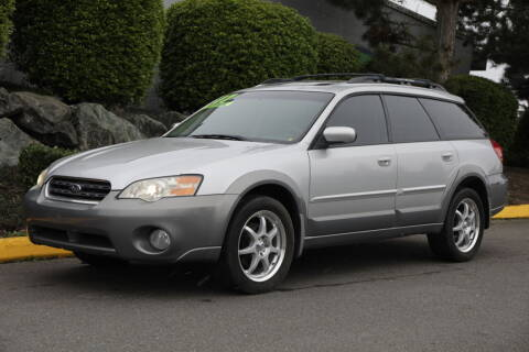 2007 Subaru Outback for sale at SS MOTORS LLC in Edmonds WA