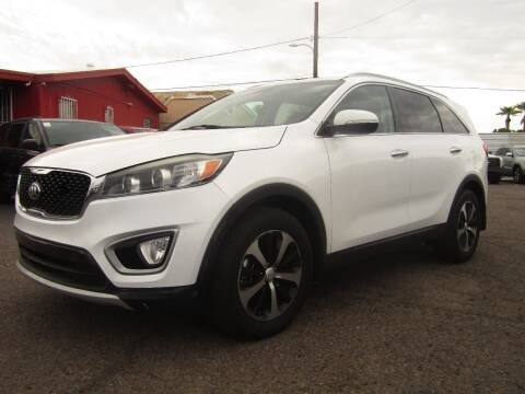 2017 Kia Sorento for sale at Van Buren Motors in Phoenix AZ