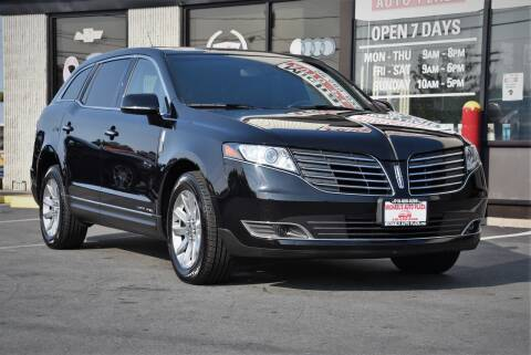 2019 Lincoln MKT Town Car for sale at Michaels Auto Plaza in East Greenbush NY
