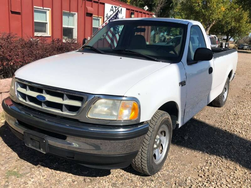 1997 Ford F-150 for sale at Autos Trucks & More in Chadron NE