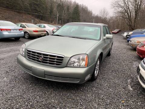 2005 Cadillac DeVille for sale at JM Auto Sales in Shenandoah PA