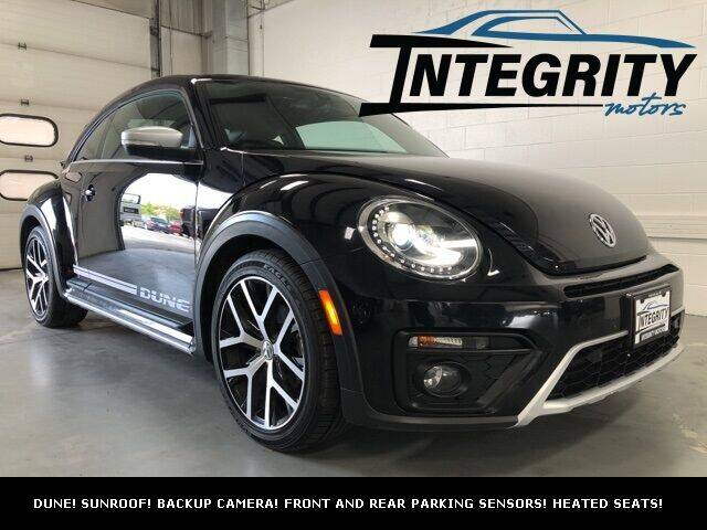 2016 Volkswagen Beetle for sale at Integrity Motors, Inc. in Fond Du Lac WI