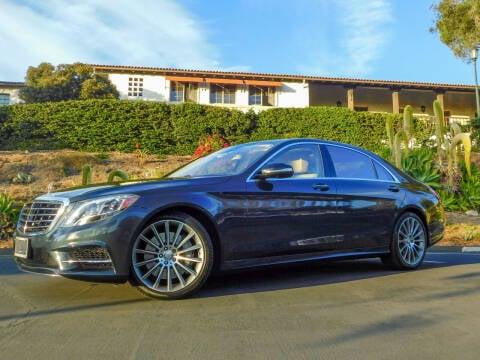 2016 Mercedes-Benz S-Class for sale at Milpas Motors in Santa Barbara CA