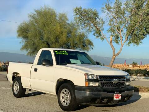 2006 Chevrolet Silverado 1500 for sale at Esquivel Auto Depot in Rialto CA