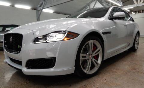 2016 Jaguar XJR for sale at Milpas Motors Auto Gallery in Ventura CA