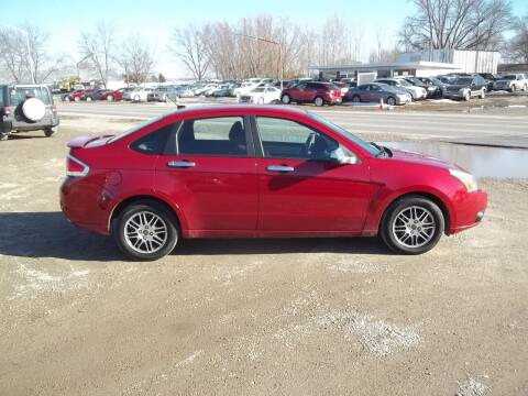 2011 Ford Focus for sale at BRETT SPAULDING SALES in Onawa IA