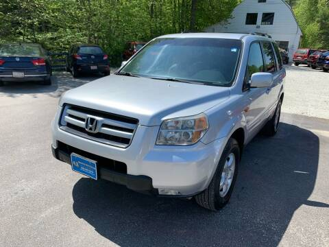 2007 Honda Pilot for sale at Advance Auto Group, LLC in Chichester NH