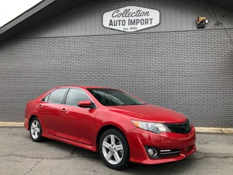 2012 Toyota Camry for sale at Collection Auto Import in Charlotte NC