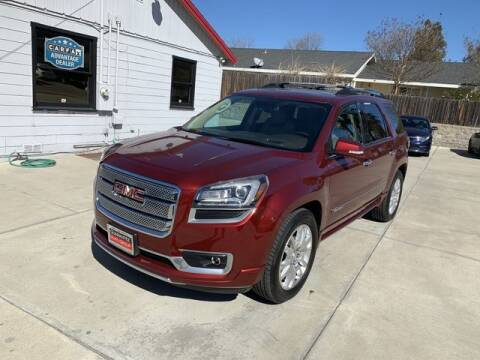 2016 GMC Acadia for sale at Guarantee Auto Group in Atascadero CA