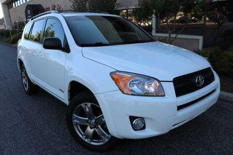 2011 Toyota RAV4 for sale at California Auto Sales in Auburn CA