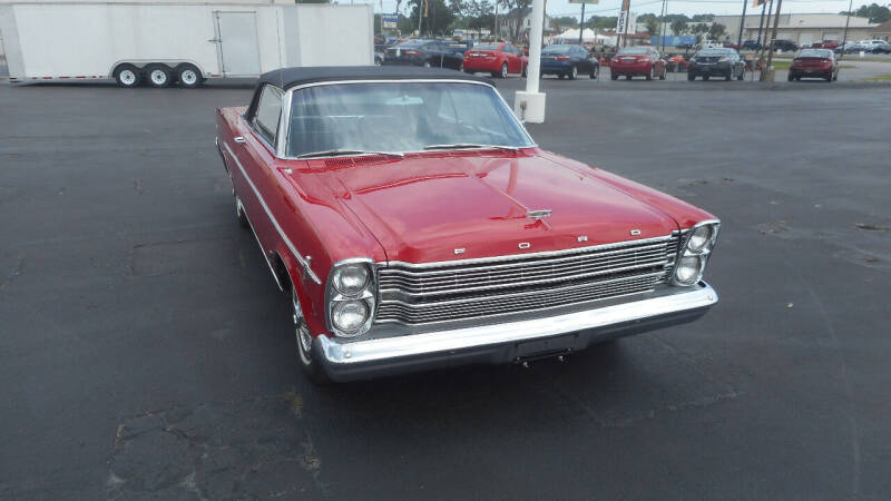 1966 Ford Galaxie 500 for sale in Greenville, NC