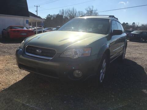 2007 Subaru Outback for sale at Complete Auto Credit in Moyock NC