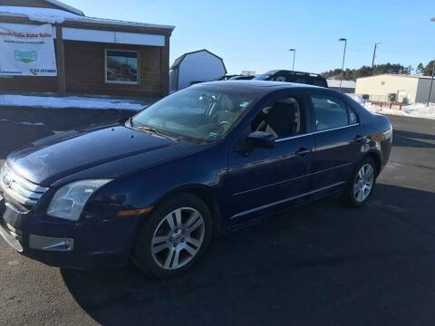 2006 Ford Fusion for sale at Cannon Falls Auto Sales in Cannon Falls MN