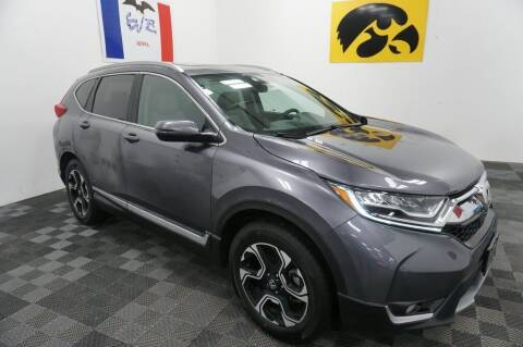 2017 Honda CR-V for sale at Carousel Auto Group in Iowa City IA