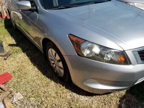 2010 Honda Accord for sale at Ace Automotive in Houston TX