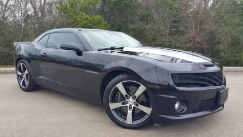 2011 Chevrolet Camaro for sale at Houston Auto Preowned in Houston TX