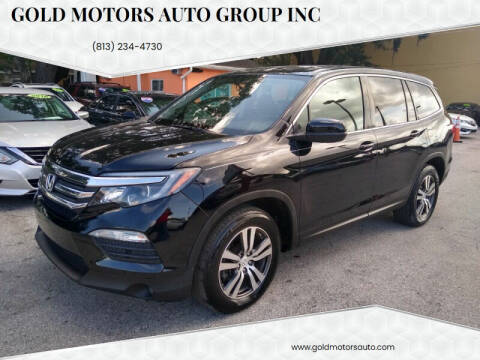2016 Honda Pilot for sale at Gold Motors Auto Group Inc in Tampa FL