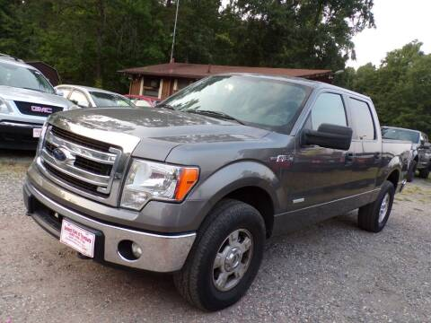 2014 Ford F-150 for sale at Select Cars Of Thornburg in Fredericksburg VA