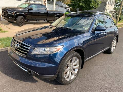 2008 Infiniti FX35 for sale at Jordan Auto Group in Paterson NJ