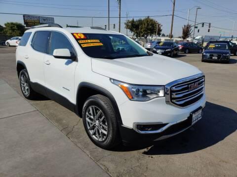2019 GMC Acadia for sale at California Motors in Lodi CA