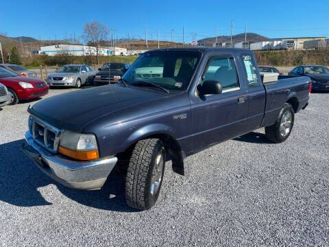2000 Ford Ranger for sale at Bailey's Auto Sales in Cloverdale VA