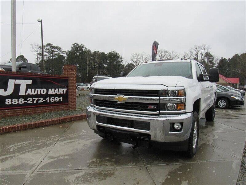Used Chevrolet Silverado 3500 For Sale In Fayetteville Nc Carsforsale Com