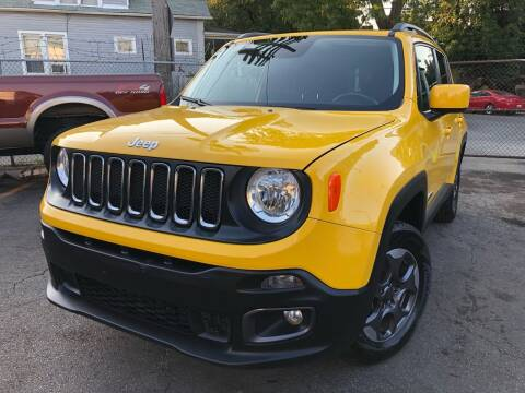 2015 Jeep Renegade for sale at Jeff Auto Sales INC in Chicago IL