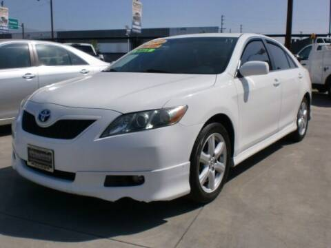 2009 Toyota Camry for sale at Williams Auto Mart Inc in Pacoima CA