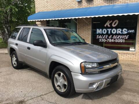 2006 Chevrolet TrailBlazer for sale at K O Motors in Akron OH